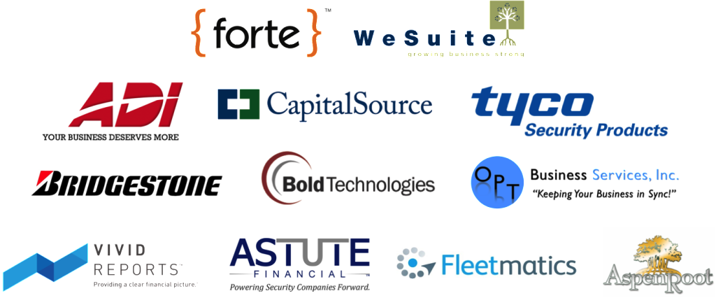 2015 SOUC Sponsors