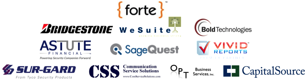 Sponsor Logos Group